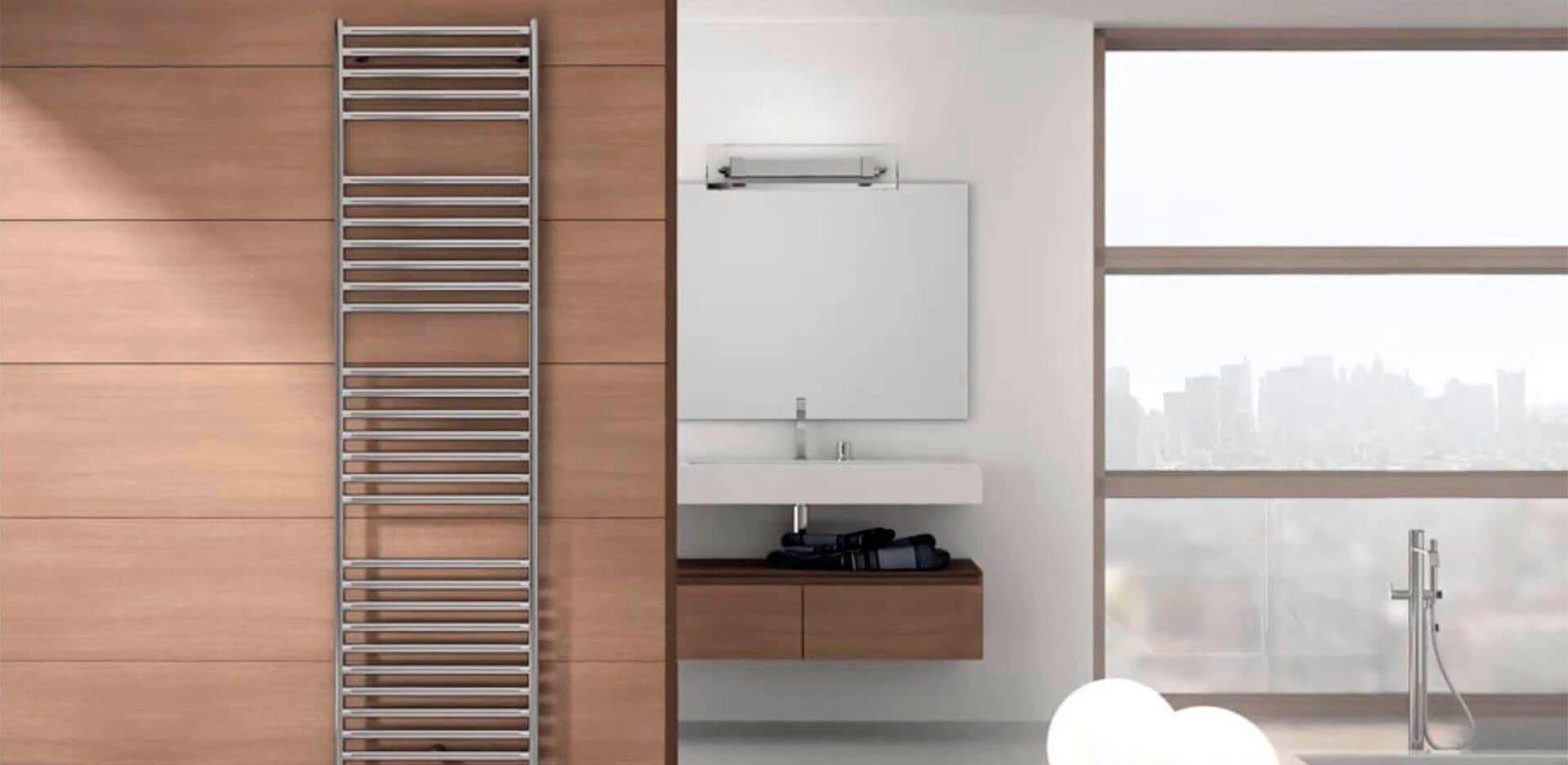 radiadores de diseño elegante